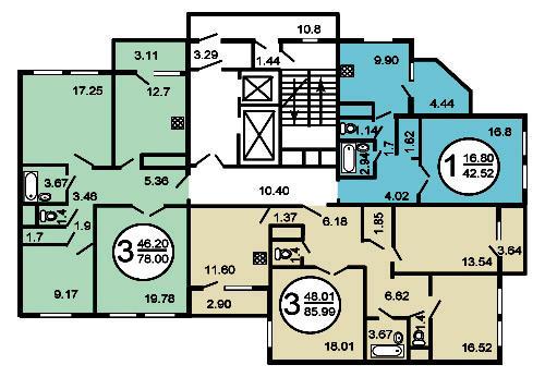 Дизайн квартир гмс 2001