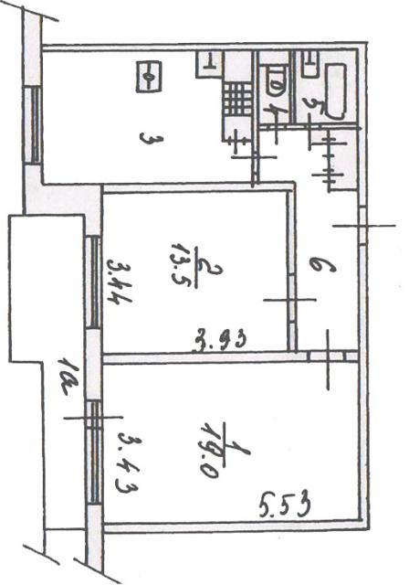 Типовой жилой дом серии и-99-47/406 планировки квартир, фото.