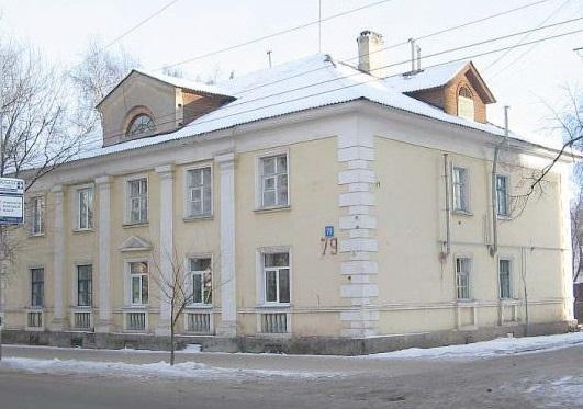 Типовой жилой дом серии 1-203 планировки квартир, фото: http://www.kvmeter.ru/information/homes_series/1_203/