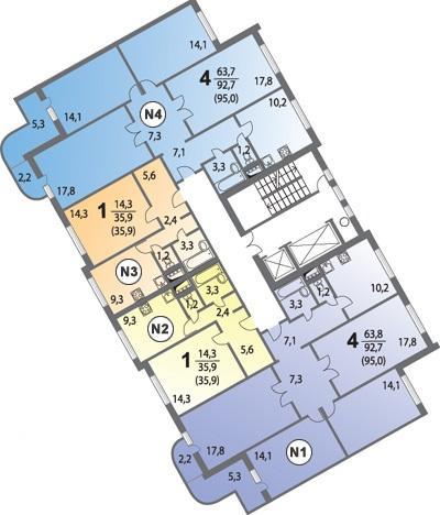 Предварительный договор купли-продажи квартиры (задаток)